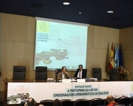 Edición de Vigo - Luís Míguez Macho, profesor titular da Universidade de Santiago de Compostela  - Novas Xornadas sobre A Reforma da Lei de Ordenación Urbanística de Galicia